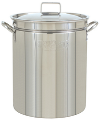 Stainless Steel Stockpots / Lid